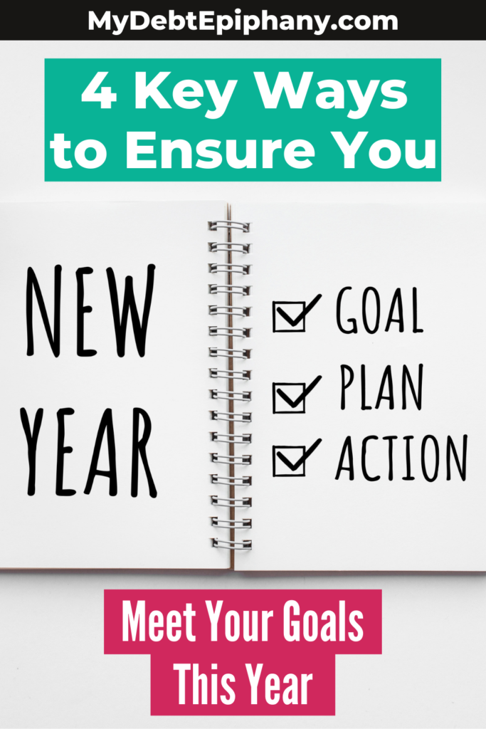 How to Achieve Goals You Set This Year